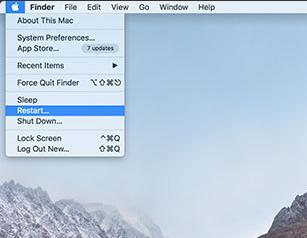 recuperação de dados no Mac