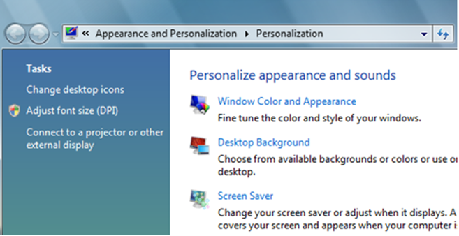 recycle bin recovery windows-Select personalization
