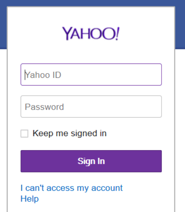 how to find out when my yahoo email account was created
