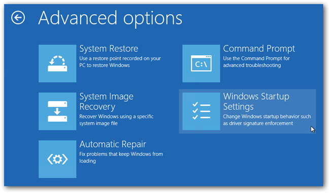 get to Enter Safe Mode in Windows 10 step 4