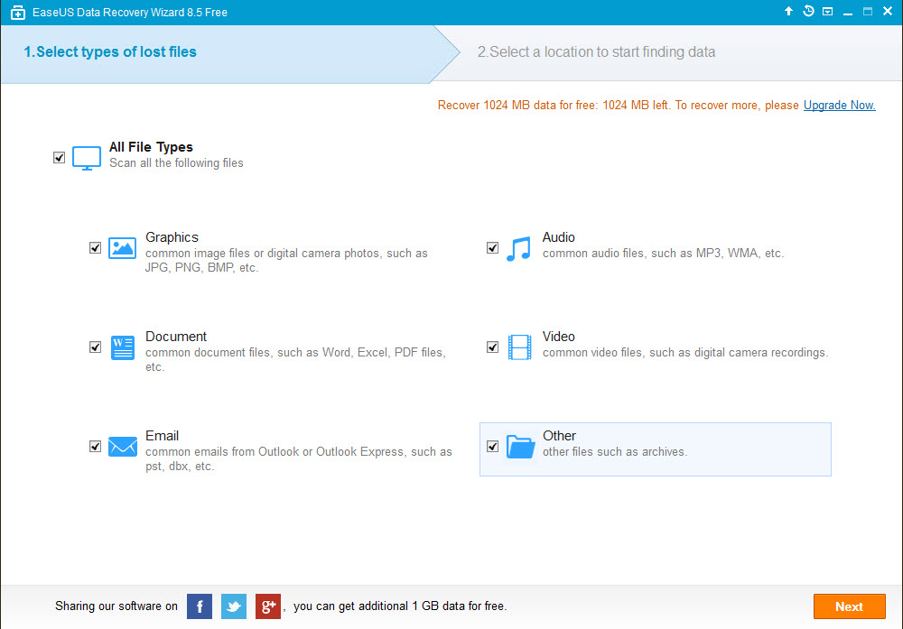 best free SD card recovery software-easeus free sd card recovery software