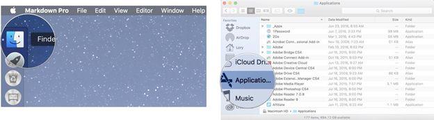 MacOS Sierra auf einer externen Festplatte installieren Schritt 2