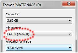 Solve the flash drive not recognized by problem