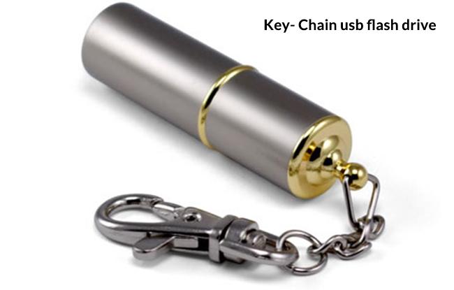 Schlüsselanhänger USB-Stick