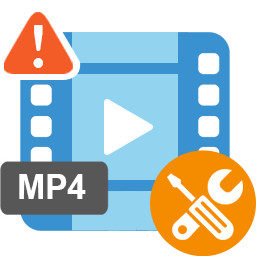 repair damaged mp4 file