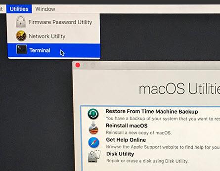 o que fazer recuperar dados no Mac