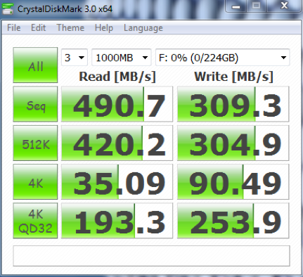CrystalDiskMark for testing Windows hard drive speed-1