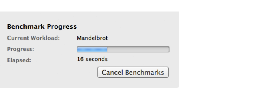 Geekbench Speed Test for Mac Hard Drive-2
