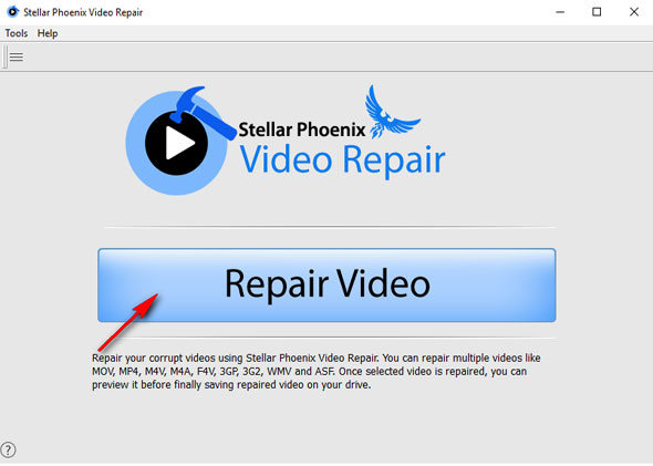video repair tool to 0xc00d36c4 error videos