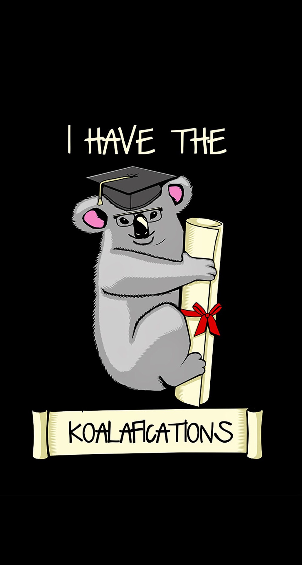 20 Funny Iphone Wallpapers I Have The Koalafications