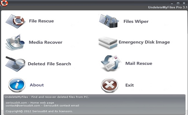 free data recovery program for mac
