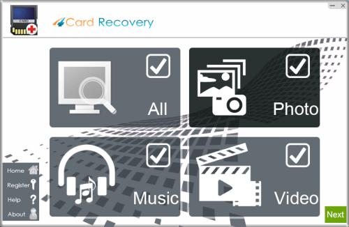 Die beste kostenlose SD-Karten-Software zur 4Card-Datenwiederherstellung