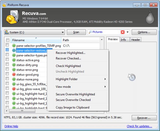 Die beste kostenlose Software zur SD-Kartenwiederherstellung