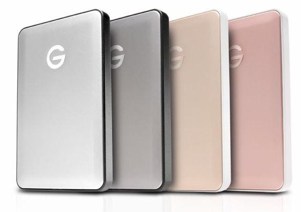 G-Technology G-Drive Slim