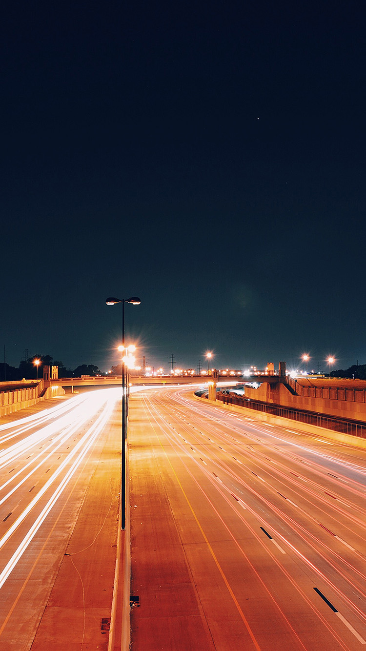 Hottest Iphone Wallpapers On Tumblr Well Lit Highway