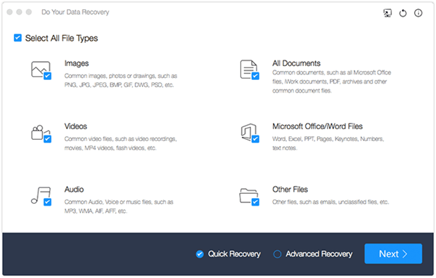 Mac data recovery software for Mac OS X El capitan-Do Your data recovery for mac Free