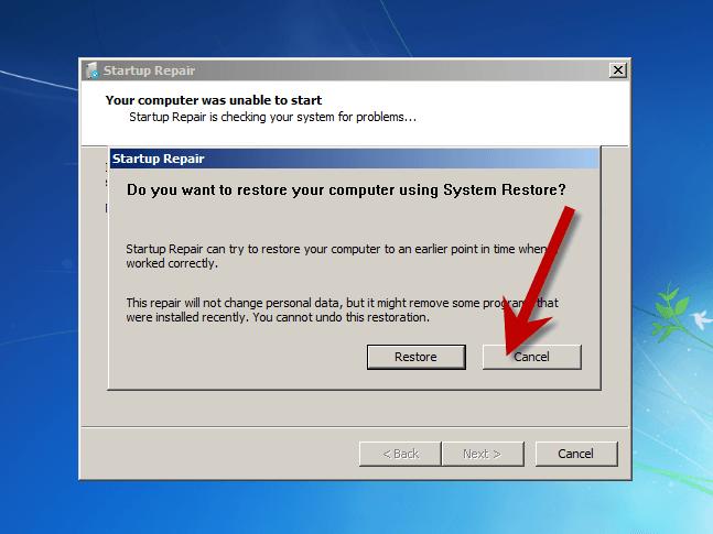 roll back computer drivers to fix blue screen 1033 error