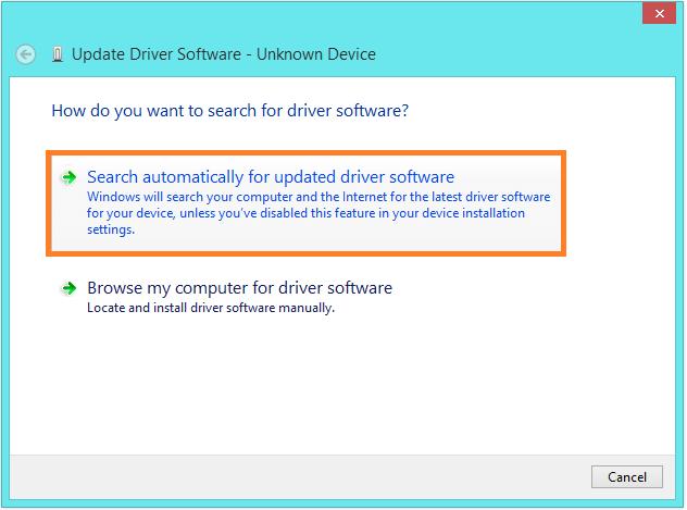 Blue Screen Bad Pool Caller 0x00000c2 Fehler wegen veraltetem Hardware-Treiber beheben Schritt 4