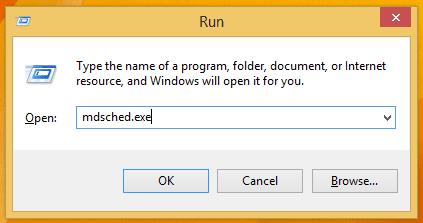 Blue Screen Bad Pool Caller 0x00000c2 Fehler aufgrund eines RAM-Problems beheben Schritt 2