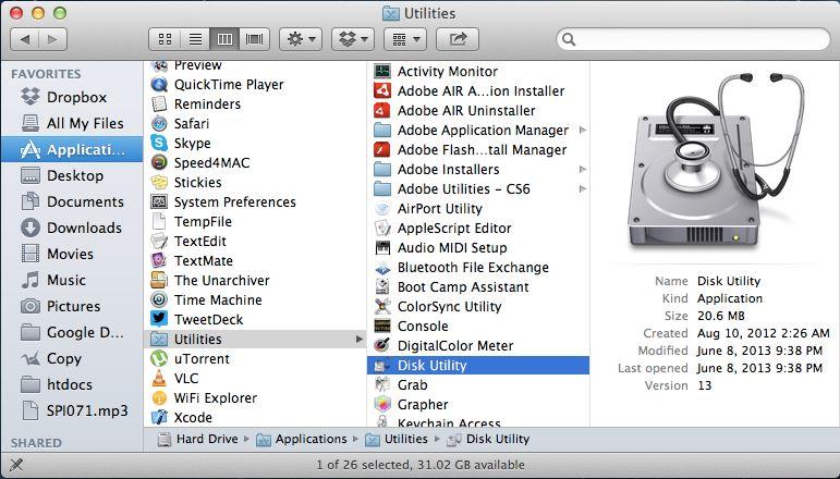 Daten von beschädigtem USB-Speichermedium wiederherstellen