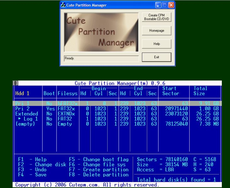 partition manager 06