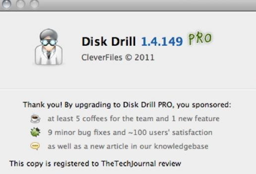 disk drill hard drive recovery