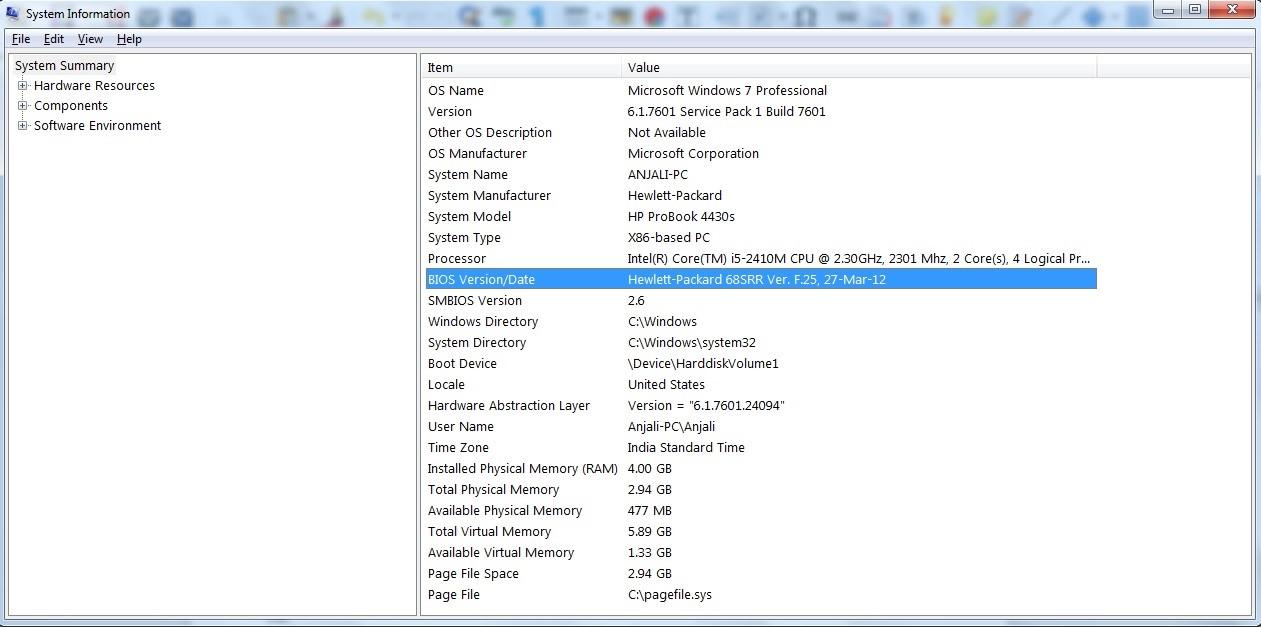 update BIOS to fix blue screen of death 0x0000007e