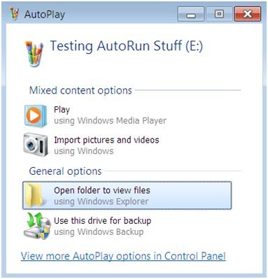 how to install software-Auto Run installations-2