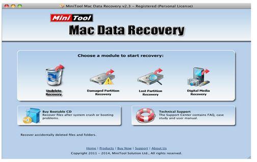 Minitool Data Recovery