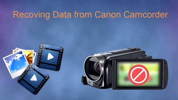 Cómo Recuperar Videos Eliminados de Videocámaras Canon Vixia HD