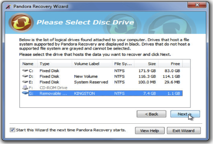 Top 10 Document Recovery Software-Pandora Document Recovery Software