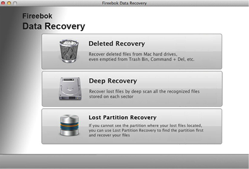 Top 10 Document Recovery Software-Fireebook Document Recovery Software