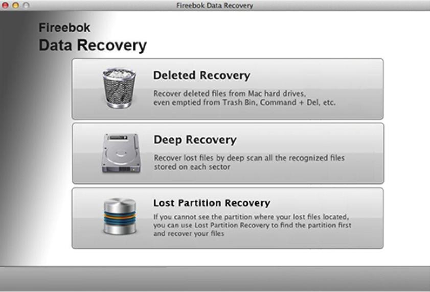 como recuperar documentos word apagados com Fireebook Document Recovery Software