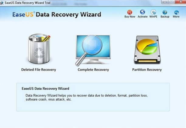 Top 10 Document Recovery Software-EaseUs Document Recovery Software