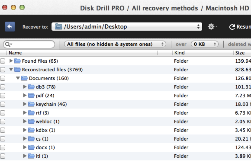 Top 10 Document Recovery Software-DiskDrill Document Recovery Software