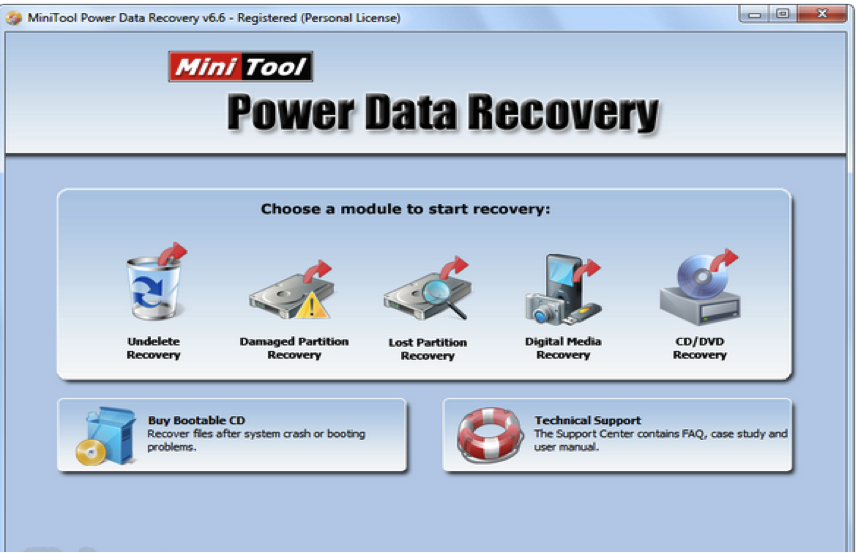 Top 10 Document Recovery Software-MiniTool Document Recovery Software
