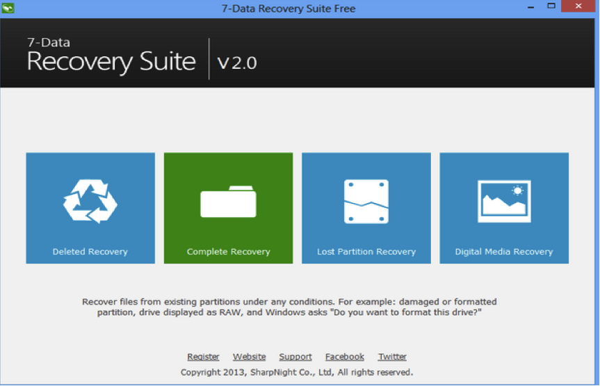 Top 10 alternatives to 7 data Recovery!