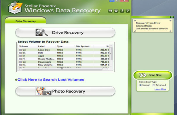 alternativas de 7 Data Recovery - 3