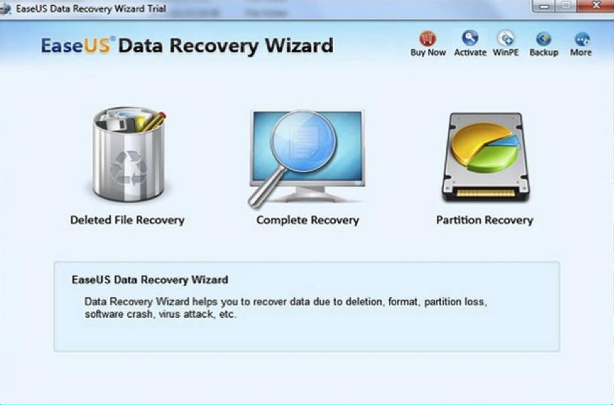 7 Data Recovery alternatives - 5