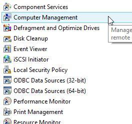 format corrupted hard disk step 2