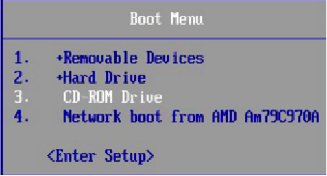 erase hard drive with DBAN