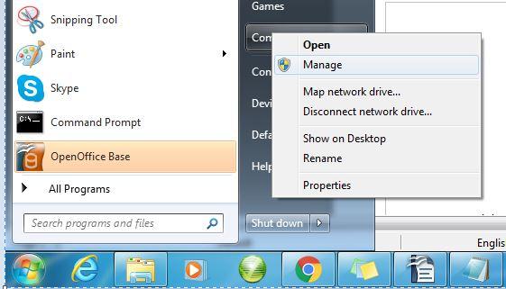 Como excluir uma partição no Windows 10