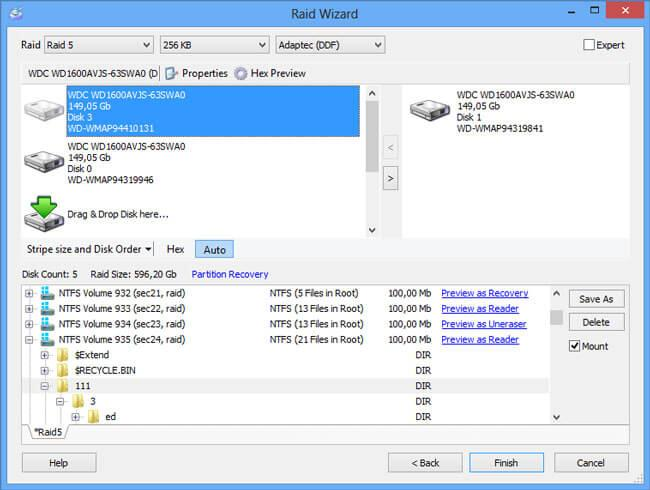 data recovery hard drive raid