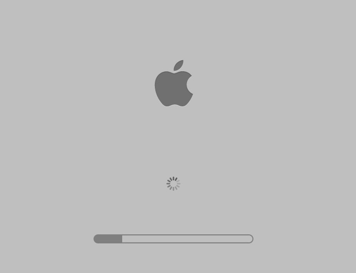 Fix grey screen at startup on mac-method 3