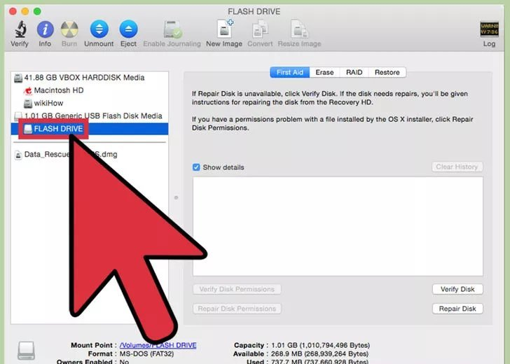 Recover lost files from mac hard drive