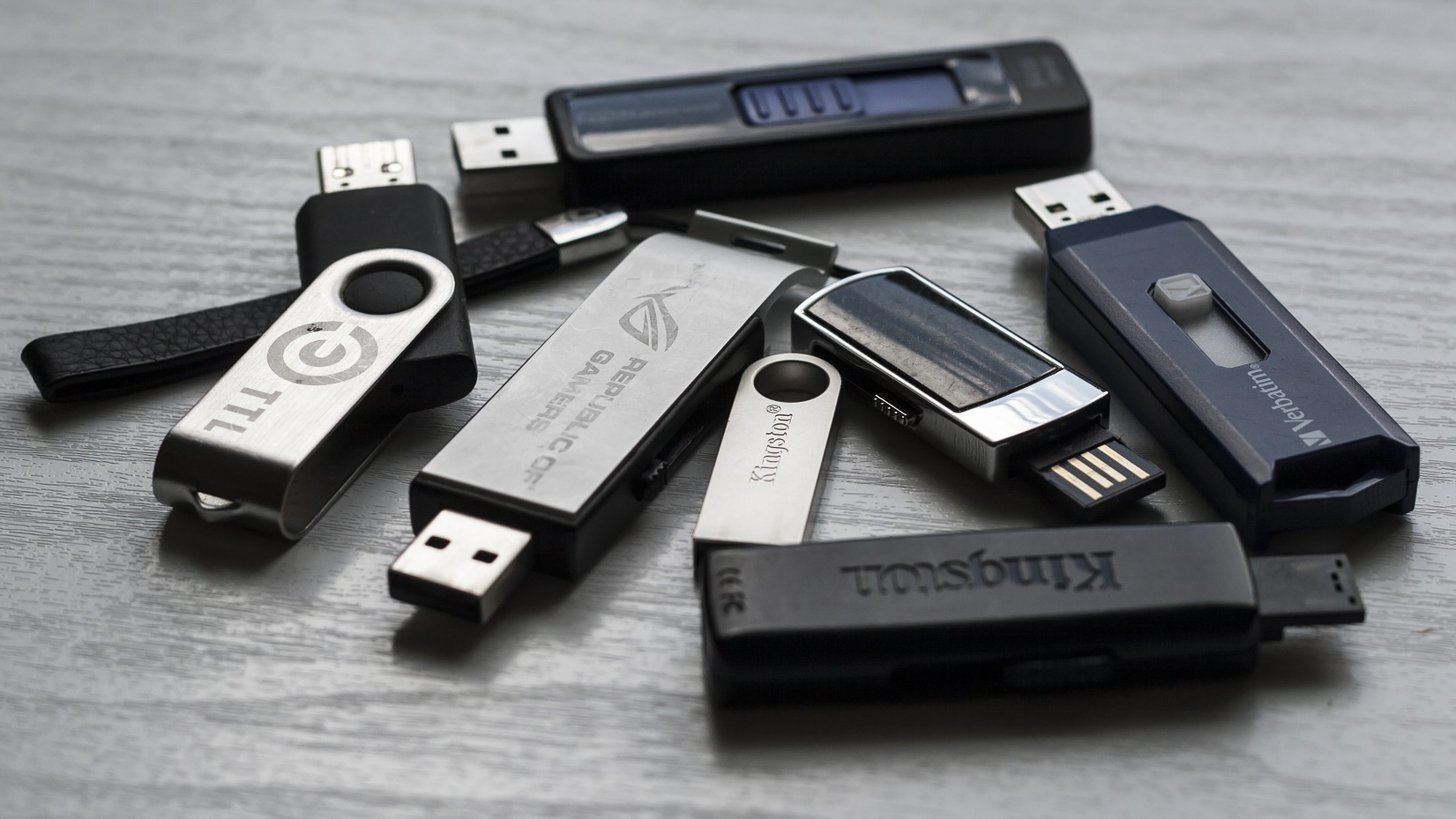 Free Flash Drive Data Recovery