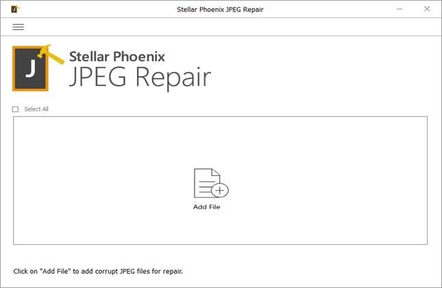 Repair Damaged / Corrupt Images Using Photo-Repair Tools-step 1
