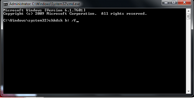 Try chkdsk command to recover data from sd card