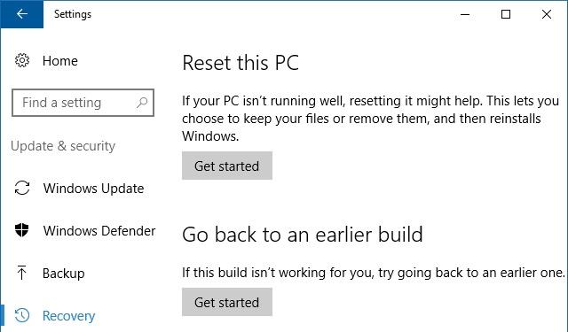repor seu computador
