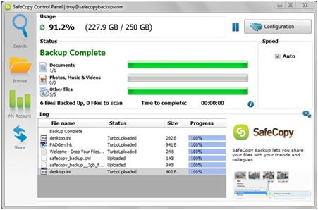 Safe Copy Linux data recovery